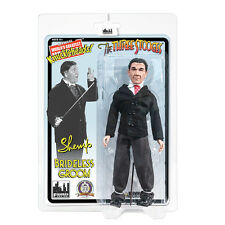 The Three Stooges Mego Style 8 Inch Action Figures: Brideless Groom Shemp