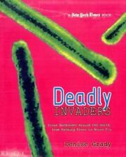 Deadly Invaders Virus Outbreaks Around the World from Marburn Fever to Avian Flu