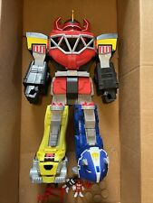 "Imaginext Mighty Morphin Power Rangers Megazord Playset Robot Toy Big 27"" Tall"