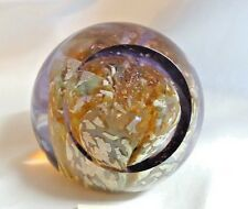 Glass Eye Studio Celestial Pillars of Creation Paperweight 516F-2