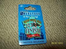 disneyland dumbo double dare 2015 pin limited release moc half marathon mint