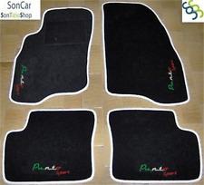 FIAT GRANDE PUNTO SPORT TAPPETI AUTO + 4decori +4 block