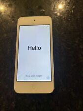 New listing Apple iPod Touch 7th Generation Silver - 128Gb - Mp3 Player