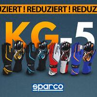 SPARCO  TORPEDO KG-5 Karthandschuh Kart Handschuhe Professionelle