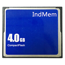 IndMem Industrial 4GB CompactFlash CF Memory Card SLC Flash Innodisk Control ATA