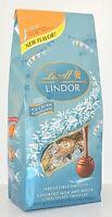 LINDT LINDOR ICE CREAM ASSORTMENT MILK WHITE CHOCOLATE TRUFFLES 21.2 OZ ex 02/21