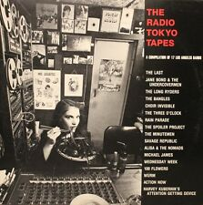 Various – The Radio Tokyo Tapes (VINYL) Vol. 1 A compilation of 17 Los Angeles