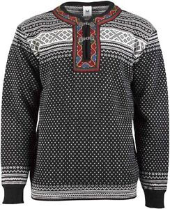 NEW Dale of Norway Skandia of Vail Setesdal New Wool Sweater sz L $279.99