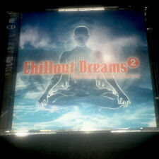 CHILLOUT DREAMS 2: The real Ibiza grooves 2CD CASE NEW Bassino Mouse on Mars