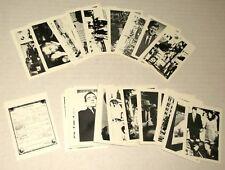 Freedom Press JFK ASSASSINATION TRADING CARD SET 1991 complete JOHN F KENNEDY