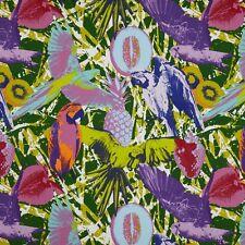 Prestigious Textiles Martinique Jungle Curtain Fabric-137 cm wide