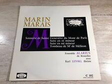 LP Ensemble Alarius de Bruxelles Marais suite Kuijken RUBINO luce BAM