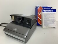 Polaroid One 600 Instant Film Camera Vintage Retro With Unused 2006 Film VGC