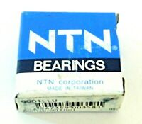 NTN 6001LLU Radial/Deep Groove Ball Bearing 12x28x8mm