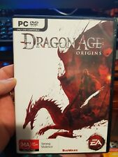 Dragon Age - Origins - PC GAME - FREE POST *