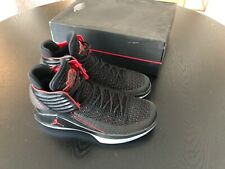 "NIB Men's Nike Air Jordan 32 XXXII ""Banned"" BRED Size 9"