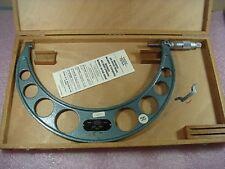 TESA Vintage Classic 225-250mm Metric Micrometer W/ Original Box Swiss Made