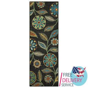 """Kitchen Runner Rug, 20""""X59"""" Non-Slip Rubber Backing Home floor Carpet Reggie Art"""