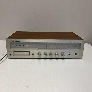 Vintage! Soundesign stereo 8 Track AM-FM Receiver Model 5345 TESTED!