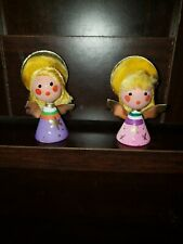 """Vintage Angels made in Austria Two 1 1/2"""""""