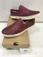 UGG Australia HADRIA Croco Loafer Womens Slip on Sneaker Lonely Hearts Size US 8