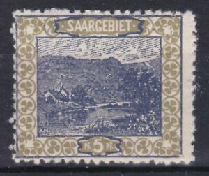 Saargebiet Michel Nr. 53 - 68 Einzelwerte Postfrisch ** MNH Aussuchen