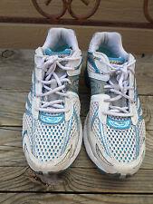 Saucony Triumph Pro Grid White/Blue/Gray Running Shoes Women's 11 W