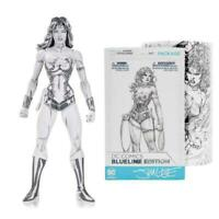 DC Blueline Wonder Woman Exclusive By Jim Lee Action Figure - Neuf