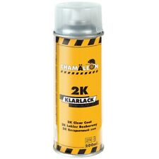 Klarlack Sprühlack 2K HS 1 x 200ml Spray Premium Fast Hochglänzend Chamäleon