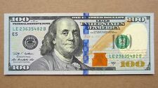 1/6 Scale Miniature Play Money US Banknotes $100 (288 banknotes)