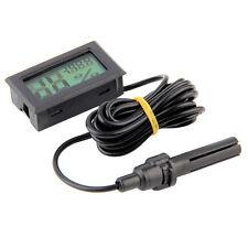 Mini Digital LCD Thermometer Hygrometer Humidity Temperature Meter Indoor probe