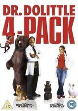 Dr. Dolittle 4 Film Pack DVD 1998
