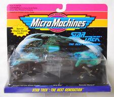 VINTAGE! STILL SEALED! 1993 Galoob Micro Machines Star Trek: The Next Generation