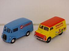 Corgi Classics Toy Master Bedford CA & Morris J Van set REF:97746