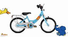 Puky ZL 16-1 Alu Kinder Fahrrad Die Maus blau/orange