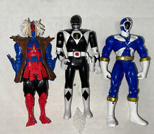 Power Rangers Lost Galaxy Team 5-5.5? Action Figure Lot 1993+