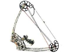 50lbs New Triangle Compound  Bow Hunting Archery Right Left Hand Fishing Bear
