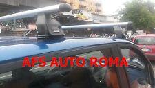 BARRE PORTATUTTO ALLUMINIO MENABO FIAT MULTIPLA 2001 OMOLOGATO MADE IN ITALY