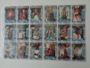 Super Mario Bros        Full set of  100  Trading Cards