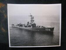 Vintage US Navy 8 x 10 Press Photo USS Hammerberg DE-1015 1965 Newport, RI 727