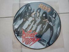 KISS Sonic Boom LP Picture Disque