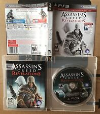 Assassin's Creed Revelations (2011) PS3 Playstation 3