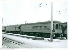 Vintage ITC, Illinois Terminal #518 car 5x7 b&w  photo