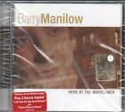 BARRY MANILOW - HERE AT THE MAYFLOWER - CD ( NUOVO SIGILLATO )