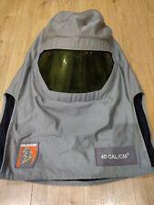 Salisbury pro hood Arc Flash hood 40 Cal/cm2 welding **SALE**