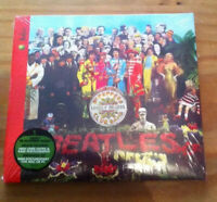 The Beatles CD Album - Sgt Peppers Lonely Hearts Club Band - New And Sealed