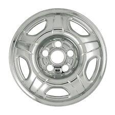 """Set of 4 15"""" Chrome Wheel Skins for 2002-2004 Honda CRV CR-V 15"""" Steel Wheels"""