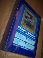SEALED 1978 Greatest Hits Of The National Lampoon 8-Track
