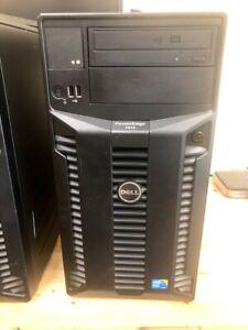 alimentaci/ón reacondicionada Servidor PowerEdge T310 Intel X3430 RAM 16 GB Dell 2 TB