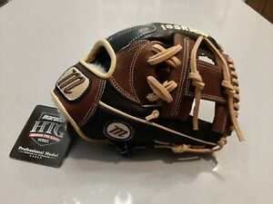 "Marucci Honor The Game HTG 11.25"" Infield Baseball Glove New with Tags"